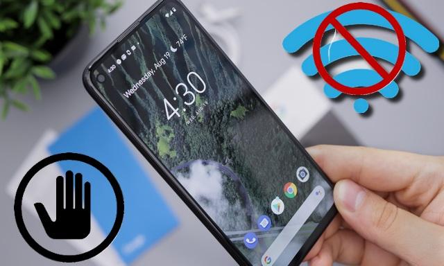 Comment bloquer l'accès Internet pour des applications spécifiques sur Android