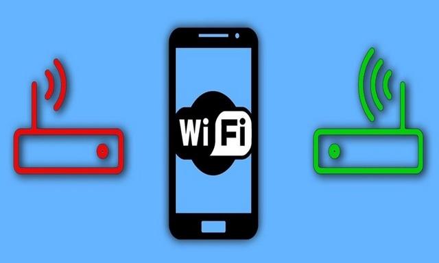 Comment faire de l'iPhone, passer automatiquement au WiFi le plus puissant