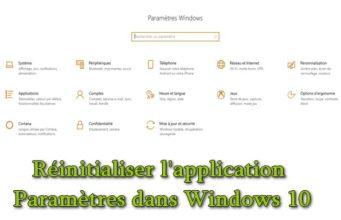 Comment réinitialiser l'application Paramètres dans Windows 10 (3 méthodes)