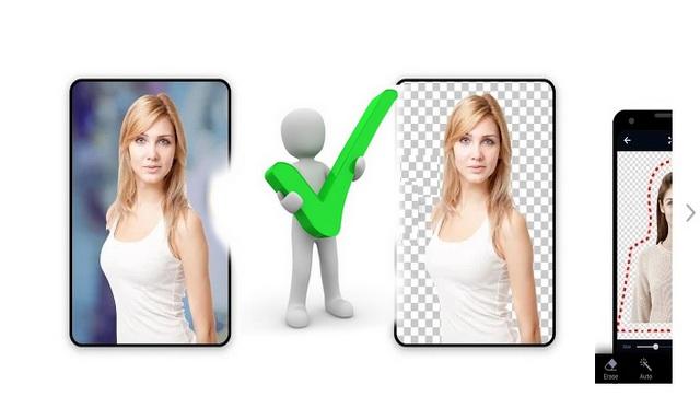 Comment supprimer l'arrière-plan de n'importe quelle image sous Android