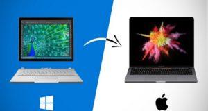 Comment transférer des fichiers d'un PC Windows vers un MAC