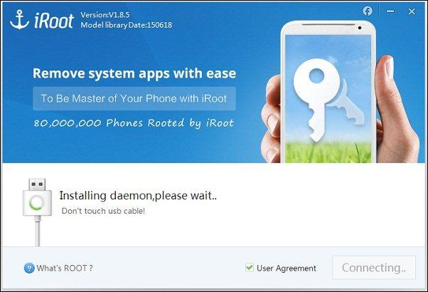 Connectez maintenant votre Android à un PC