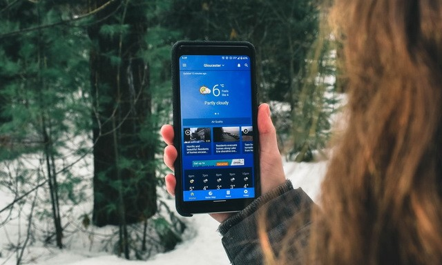 Les meilleurs widgets météo gratuits pour Android