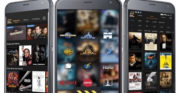 MovieBox - application introuvable sur Google Play Store