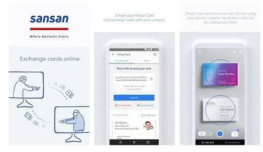 Sansan – B2B Contact Management