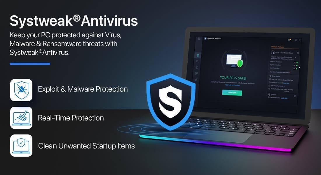 Systweak Antivirus!