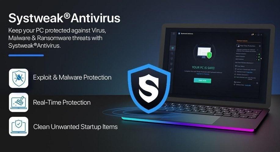 Systweak Antivirus04