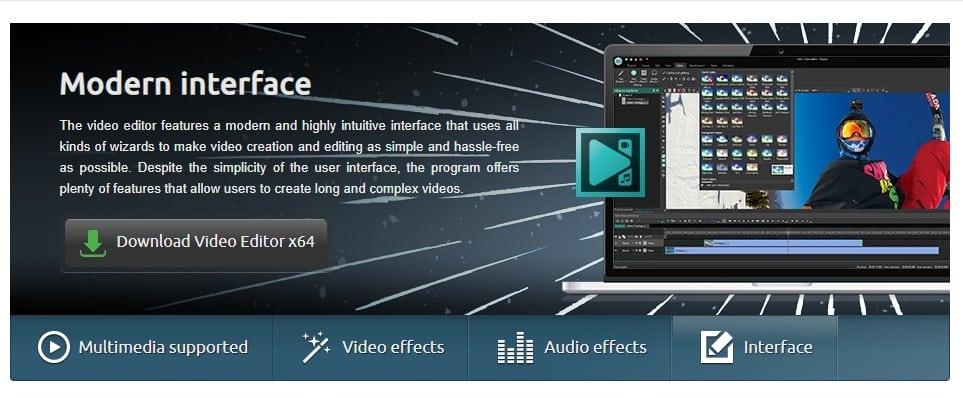 Video Soft Dev Video Editor