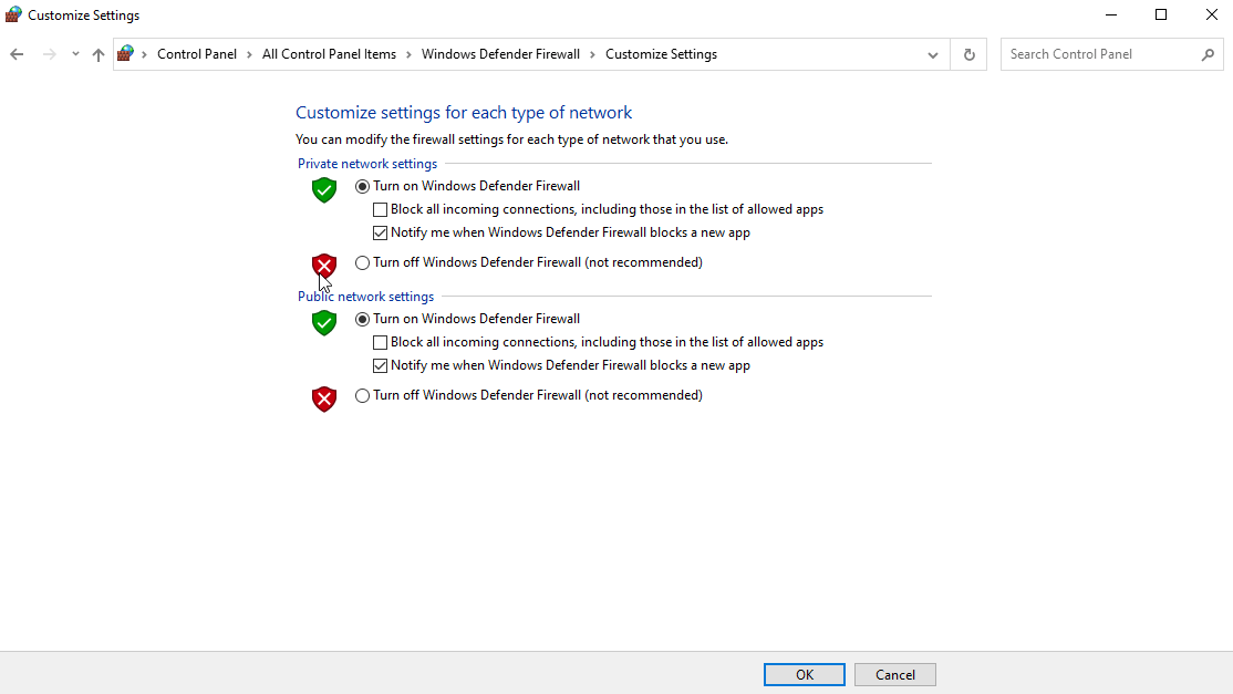 Windows Defender01