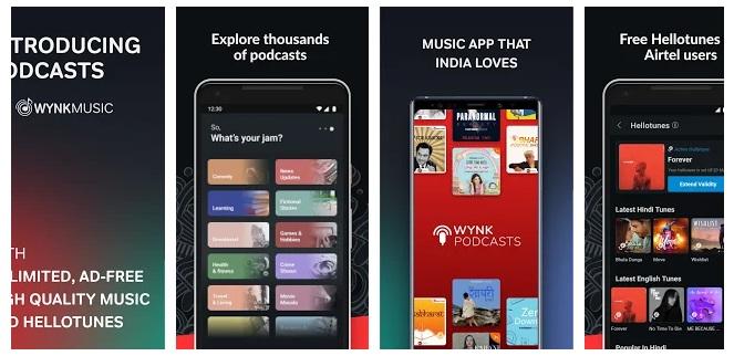 Wynk Music MP3 & Hindi songs