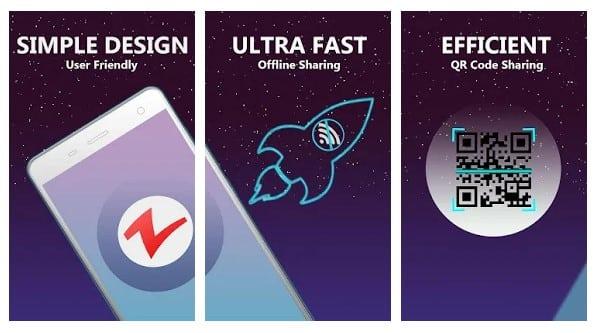Zapya - alternatives à SHAREit pour Android