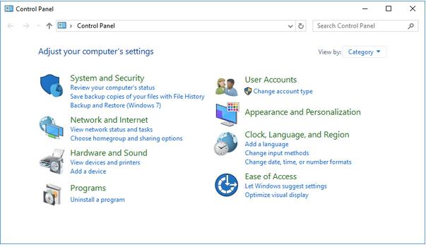 activer Windows Defender