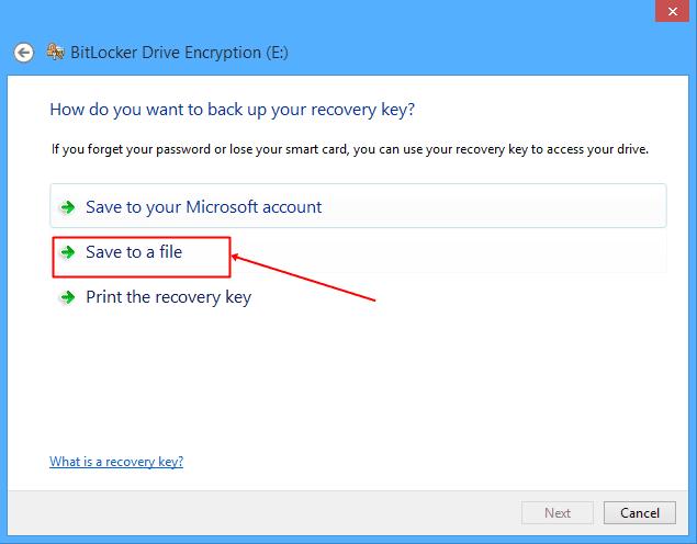 fichier sur votre ordinateur