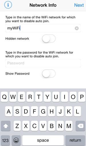 passer automatiquement au Wifi le plus puissant
