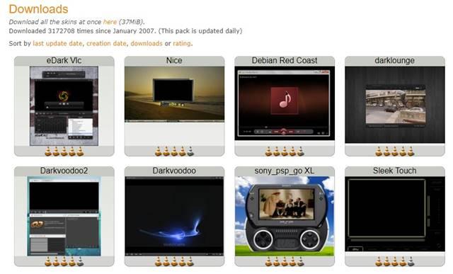 visitez le site Web de VideoLan
