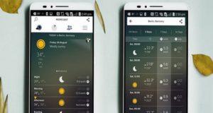 10 meilleures applications météo pour votre appareil Android