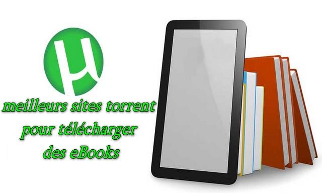 10 meilleurs sites de torrents pour télécharger des livres électroniques et des livres audio
