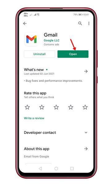 Activez l'onglet Google Chat dans Gmail
