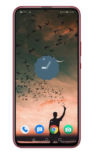 Android 12 sur votre smartphone.