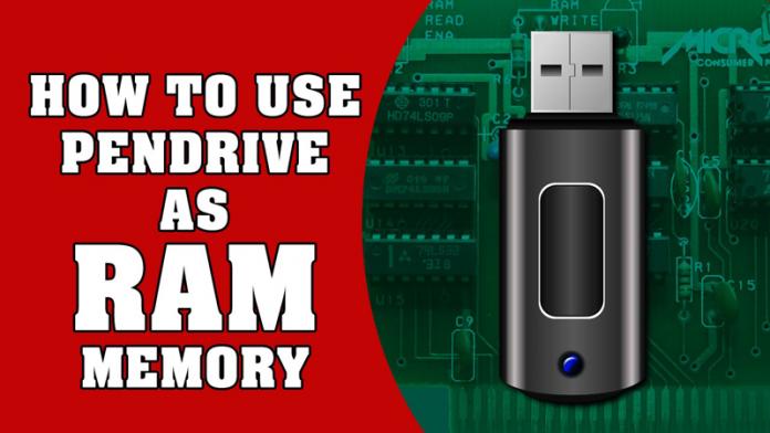 Augmenter la RAM via Pendrive