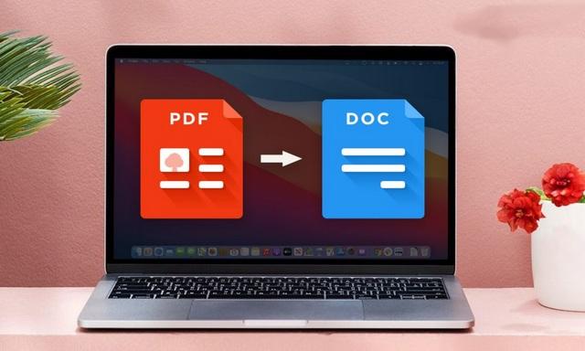 Comment convertir un PDF en Word sur Mac