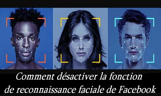 Comment désactiver la fonction de reconnaissance faciale de Facebook