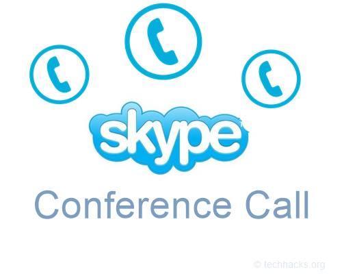 Comment faire une conférence téléphonique sur Skype