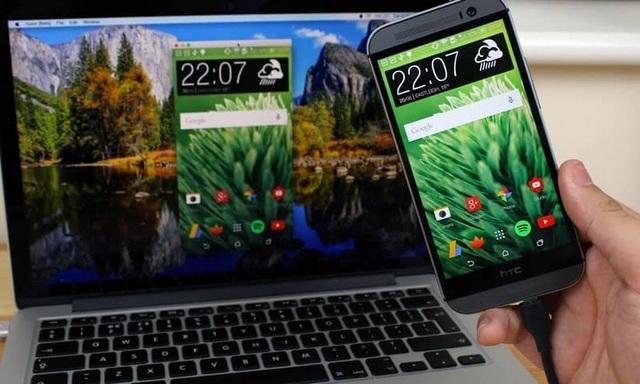 Comment mettre en miroir l'écran de votre téléphone Android sur un PC