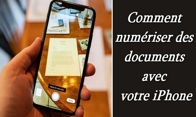 Comment numériser des documents avec votre iPhone (pas d'application tierce)