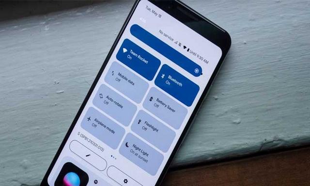 Comment obtenir le panneau de notification de type Android 12 sur n'importe quel Android