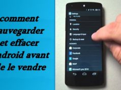 Comment sauvegarder et effacer correctement votre Android avant de le vendre