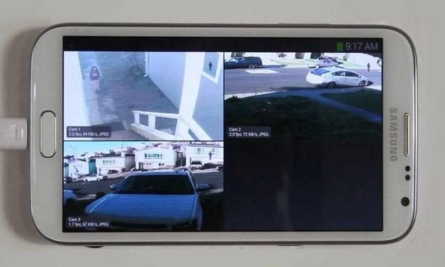Comment transformer votre appareil Android en caméra de sécurité