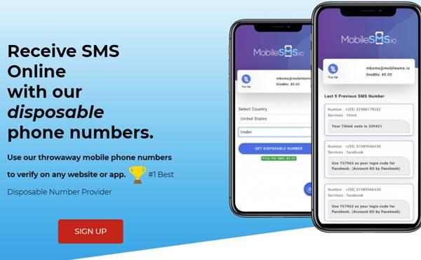 MobileSMS.io