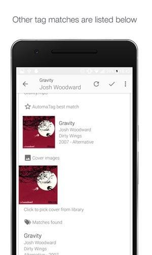 Modifiez facilement les balises musicales sur Android