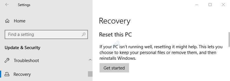 OuvrezParamètres Windows