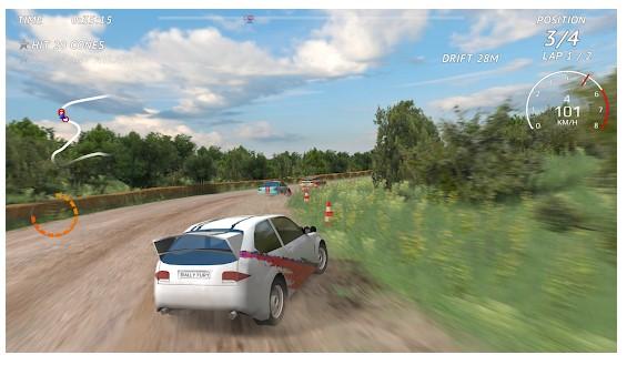 Rally Fury – Extreme Racing