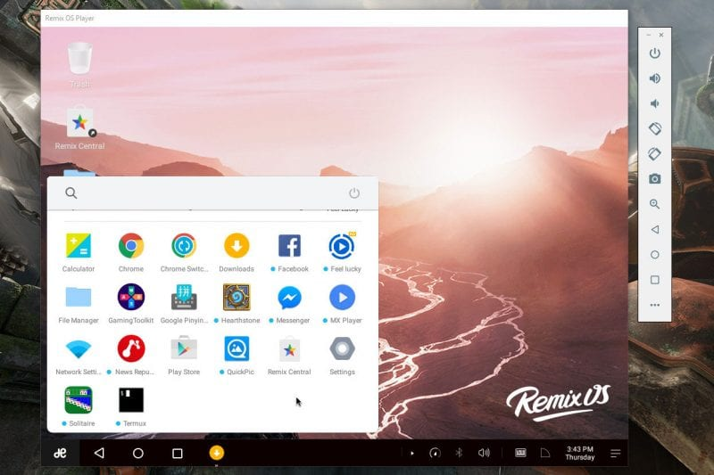 Remix OS Player