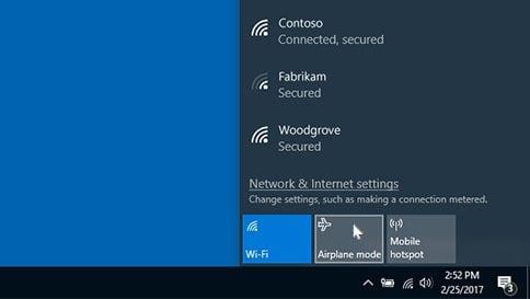 Résoudre les problèmes de réseau wifi