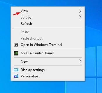 Restaurer les icônes de bureau manquantes dans Windows 10 !