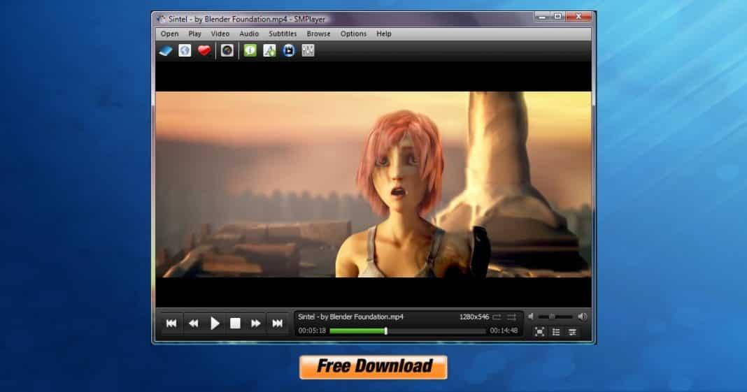 SM Player - meilleurs alternative à VLC