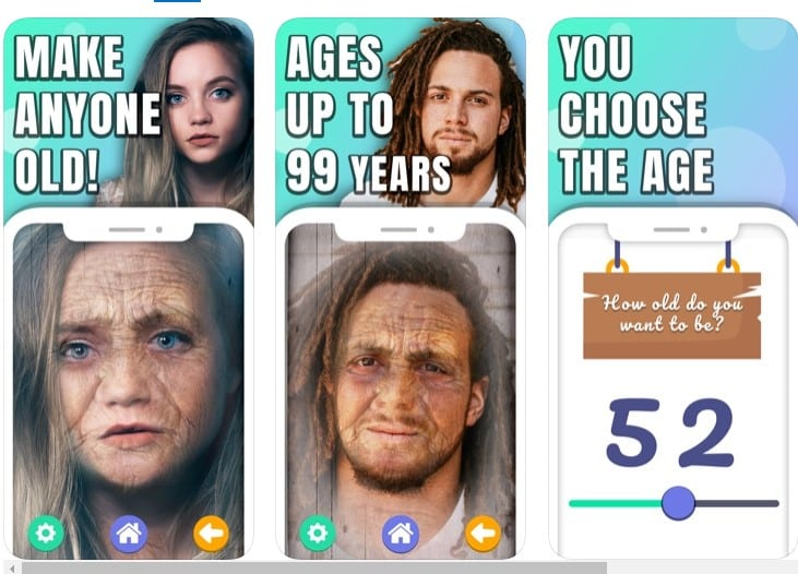 What Will I Look Like Old Face