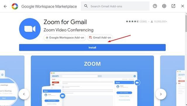 complémentaires dans votre compte Gmail