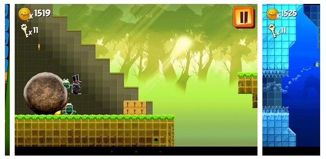 jeux comme Super Mario