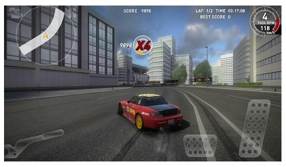 jeux de courses HD pour Android