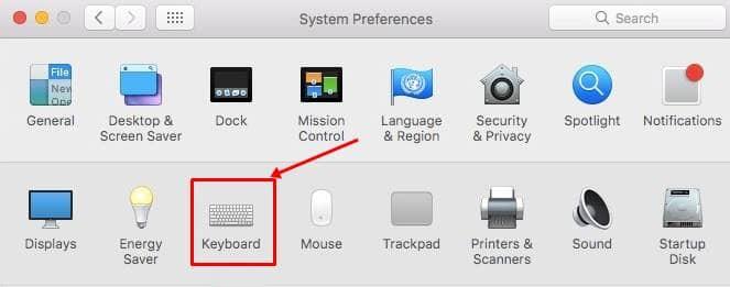 les raccourcis texte sur Mac