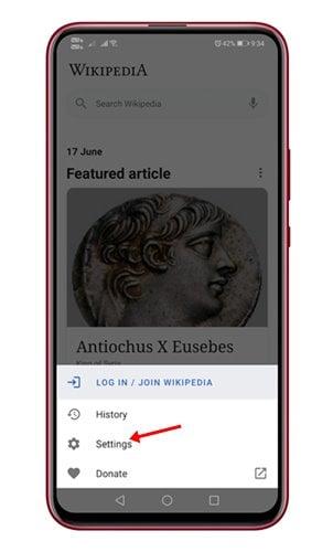 meilleures façons d'activer le mode sombre de Wikipédia