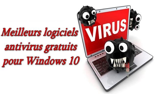 Les meilleurs antivirus gratuits pour Windows 10