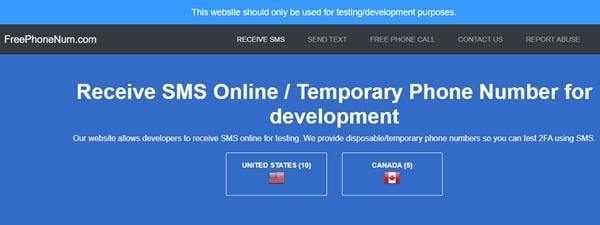 meilleurs sites proposant des services SMS gratuits