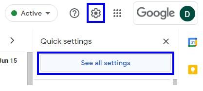 messages Gmail sont manquants