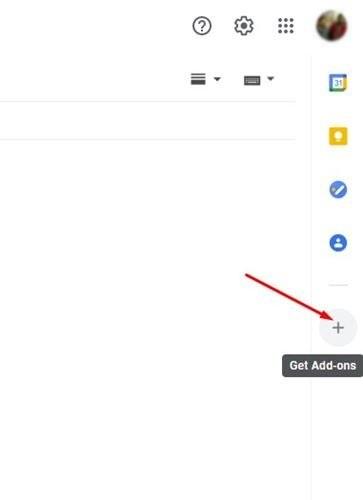 ouvrezGmailsur votre navigateur Web.